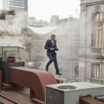 دانیل کریگ در صحنهای از فیلم «اسپکتر»